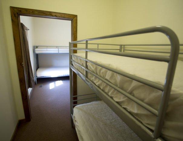 Bunkroom twin bunk room
